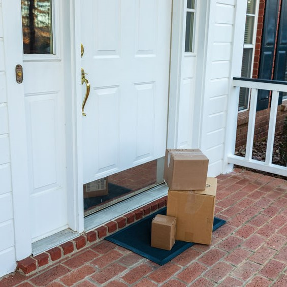 packages and porch pirates