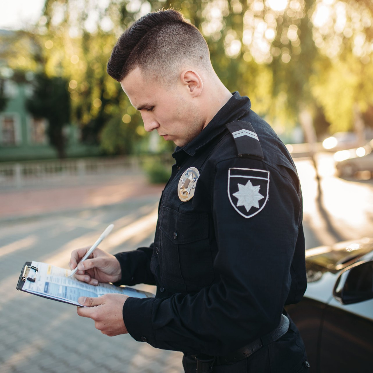 Get fast bail bonds for traffic citations